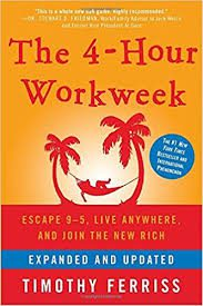 the four hour workweek cover
