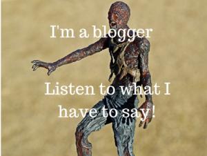 The Blogocalypse