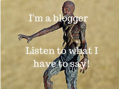 The Blogocalypse