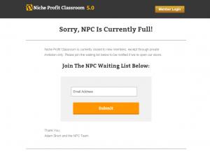 Is Niche Profit Classroom A Scam