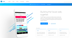 Accelerated Mobile Pages Tutorial For WordPress